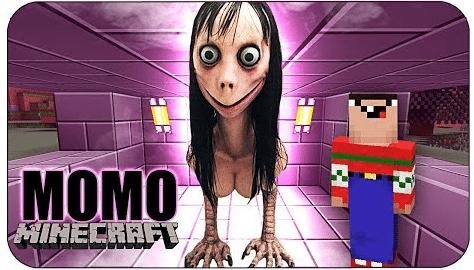 Momo Minecraft